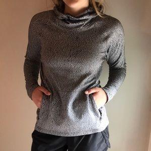 Lululemon run hoodie light weight zipper pouch